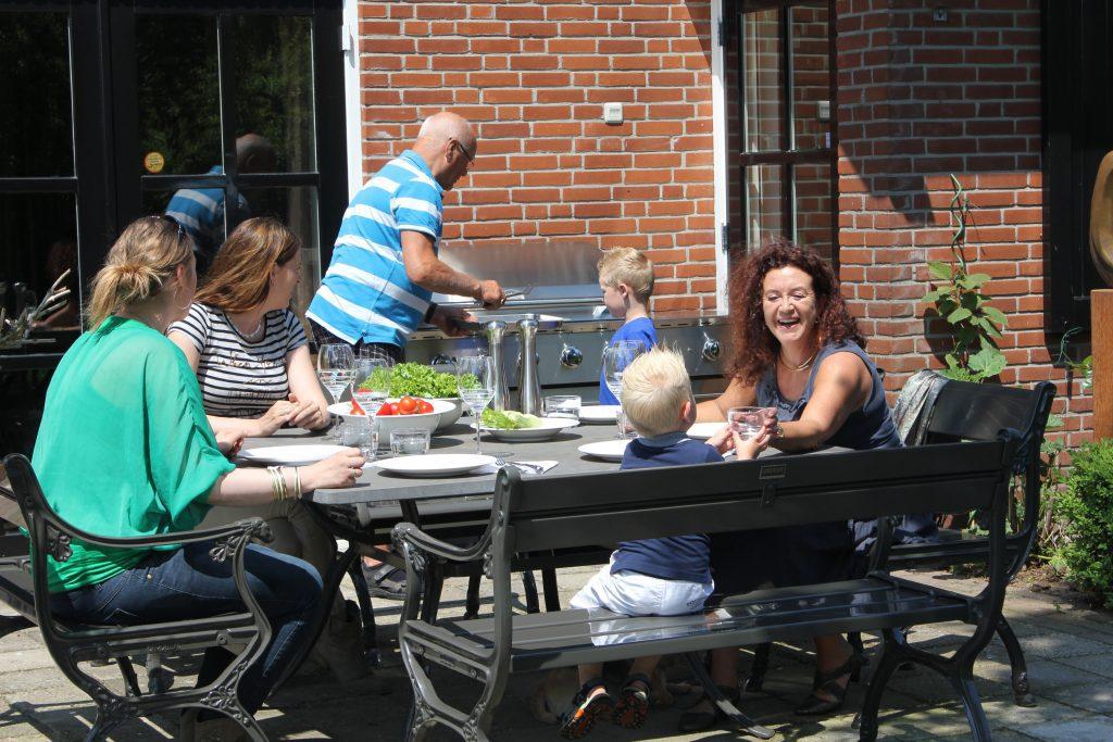 Gardeluxe gartenm bel hochwertig pflegeleicht wetterfest for Gartenmobel hochwertig