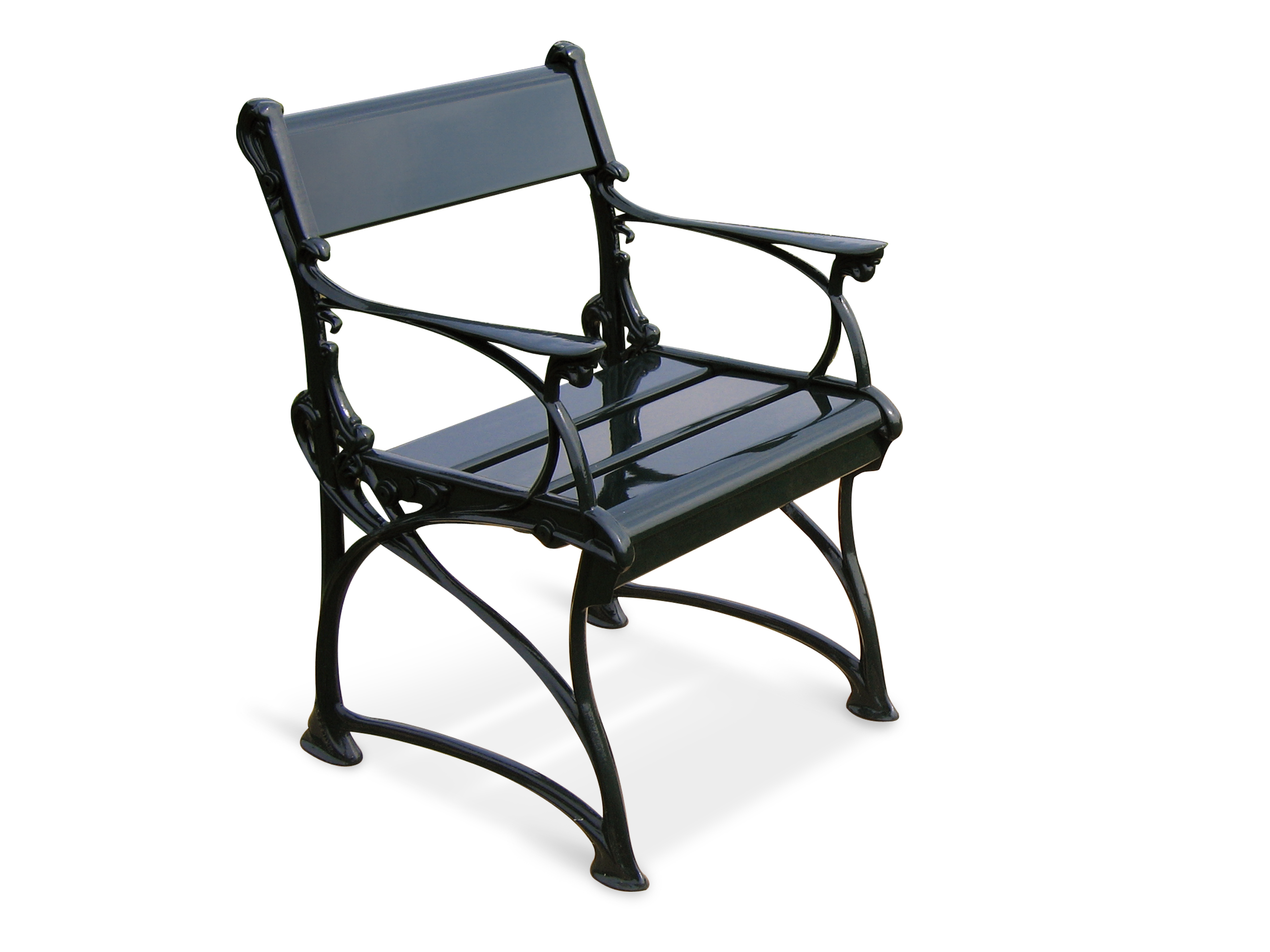 gardeluxe gartenbank demeter 200 cm jugendstil stil zierlich wetterfest. Black Bedroom Furniture Sets. Home Design Ideas